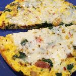 Bacon Egg Cheese Frittata